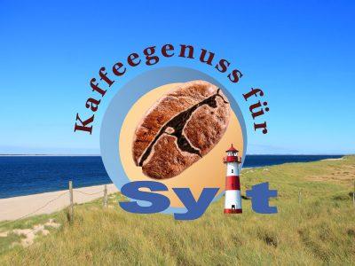 Sylt mit Logo