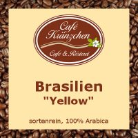 "Brasilien ""Yellow"""
