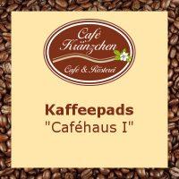 """Kaffeepads """"Caféhaus I"""""""