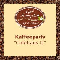 """Kaffeepads """"Caféhaus II"""""""