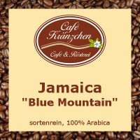 "Jamaica ""Blue Mountain"""