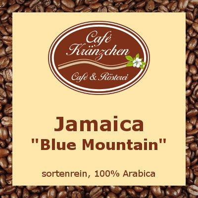 "Jamaica ""Blue Mountain"""